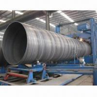 Buy cheap Steel Pipes (SSAW) with Outer Diameter of 10 to 1250mm product