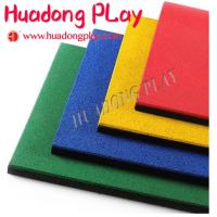 Buy cheap Nontoxic Playground Floor Mats Long Service Life Sbr Epdm Rubber Easy To Clean product