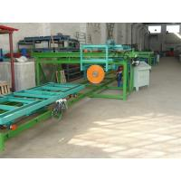 Buy cheap Fiber Glass Mesh Cement Straw Board Making Machine , MgO Board Production Line product