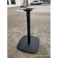 Buy cheap Bistro Table base Cast Iron Dining Table Leg Pedestal Table bases Outdoor Furniture product