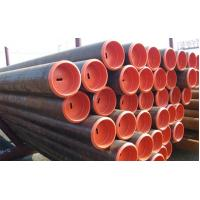Buy cheap API 5CT / API 5L Steel Pipe / Tubing ERW Welded API 5L Pipe For Oil And Natural Gas product