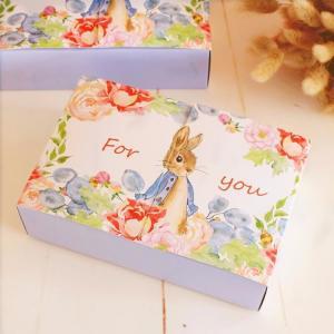 Cute Handcraft Paperboard Dessert Packaging Boxes Recyclable Matt Lamination