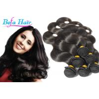 China  Custom Colored Virgin Mongolian Curly Hair 32 Inch / 36 Inch Hair Extensions  for sale