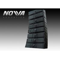 Buy cheap Big 3 Way Line Array Subwoofer System / Passive Speaker Box , 370x1175x610mm product