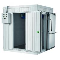 Buy cheap +5℃~ -50℃ Schneider Chiller Customized Food Storage Cold Room Walk In Freezer Chamber product