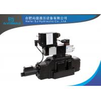 Buy cheap Flow 600L/Min Hydraulic Servo Valve Pressure 350bar For MA-DPZO-TES ISO 9001 product
