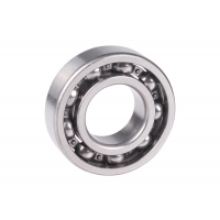Buy cheap Durable 0.032kg 12.7mm Double Row Deep Groove Ball Bearing product