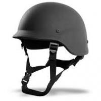 Level Two Bullet Proof Helmet , Four Point Type Bullet Resistant Helmet