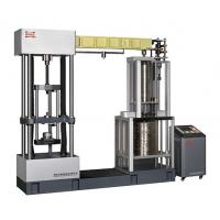 Buy cheap Durable Force Calibration Machine 50kN Lever Type 0.03% Accuracy Dead Weight Loading product