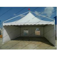 China PVC Fabric Gazebo High Peak Tents on sale