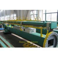 China VFD Control Seam Weld Manipulator For Welding Pressure Vessel , 4000mm Horizontal Stroke on sale