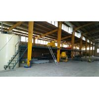 Buy cheap High Strength Straw Board Machine with 2 - 60mm Adjusted Board Thickness product