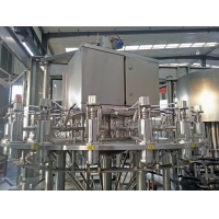 Buy cheap CE Certified 5L 6000BPH PET Bottle Filling And Capping Machine product