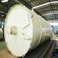Buy cheap China Factory Price High Efficiency belt conveyor concrete batching plant with cement silo hs code product