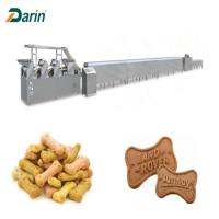 Buy cheap Nutrition Biscuit Pet Food Production Line With Energy , Pet Food Processing Line product
