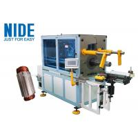 Buy cheap Automatic Horizontal Coil Inserting Machine With Wedge Feeding Mode , Controlled by PLC product