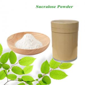 Buy cheap Sucralose Sweetener Food Grade Additives CAS 56038-13-2 product