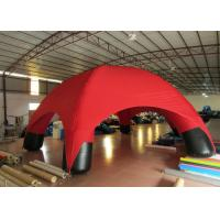 Buy cheap Customized Waterproof Inflatable Event Tent Durable 7 X 4m For Indoor Activities product
