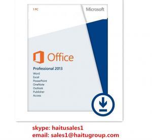 Buy cheap Microsoft Office Professional 2013 Product Key Code For Microsoft Office product