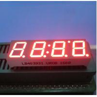 """Buy cheap Ultra Red 0.39"""" Led Clock Display Common Anode 4 Digit 7 Segment For Instrument Panel product"""