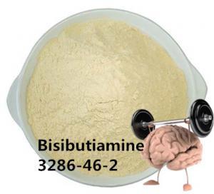 Buy cheap O pó Nootropics CAS 3286-46-2 de Bisibutiamine Sulbutiamine Arcalion mantém o tecido de nervo, músculo, atividade do coração product