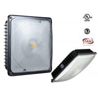 China 4000k 6700Lm Pure White LED Canopy lights Gas Station with CRI Ra>75 on sale