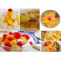 New Crop Mixed Canned Fruit