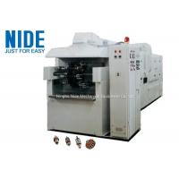 Buy cheap Adjustable Pitch Automatic trickle impregnation machine / Armature trickling machine product