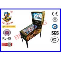 China Jamma Boards 58 In 1 Pinball Arcade Game Machine 15 Inch LED Screen wholesale