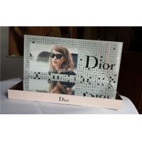Buy cheap Table Top Dior Sunglasses Display Units Increasing Brand Value Eyewear Display Stand product