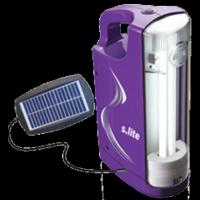China Popular Portable Solar Energy 1W Emergency Lighting With 4 Setting Of Light Brightness on sale