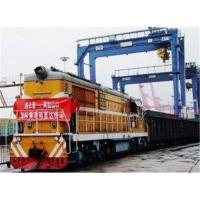 Buy cheap International freight rail cargo services 20GP product
