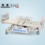 Buy cheap 容易な操作の側面柵OEM /ODMが付いている電気病院用ベッドは受け入れました product