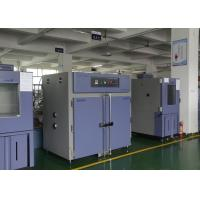 Buy cheap 16000L Double Door  SS  Industrial Drying Ovens With Temperature  Controller High Performance product