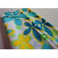 """Buy cheap Ultra-soft Cleaning Printed Microfiber Cloth Machine Washable 24"""" x 16"""" product"""