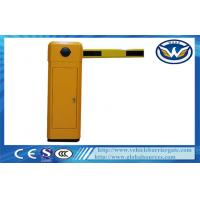 Buy cheap Highway Toll Collection Drop Arm Barrier , Automotive Access Control Parking Lot Barrier Gates product