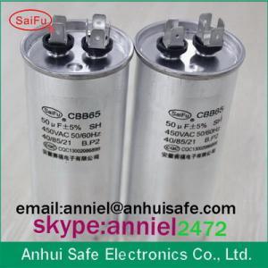 Buy cheap round aluminium case CBB65 ac motor run capacitor 10uf 20uf 30uf 40uf 50uf 60uf 70uf 80uf 90uf 100uf 120uf best price product