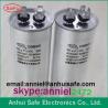 Buy cheap ac motor capacitor factory oil type aluminium case CBB65 10uf 20uf 30uf 40uf from wholesalers