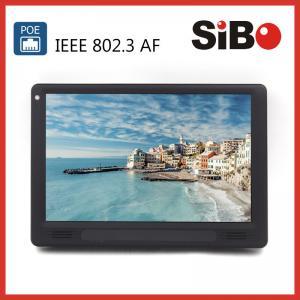 10 Tablet PC montados en la pared de la pulgada con el sensor de la luz del sensor de proximidad