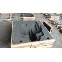 Buy cheap Resin Sand Molding of Pump Cover Castings EB16022 product
