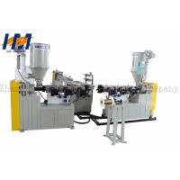 China U Channel Plastic Profile Extrusion Line High Speed Good Production Efficiency on sale