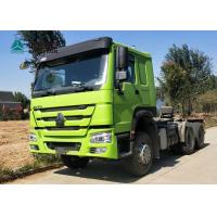 Buy cheap SINOTRUK HOWO 6X4 10 Wheels Tractor Truck product
