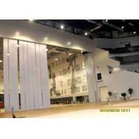 Buy cheap Soundproof Sliding Soundproof Room Dividers Telescopic Sleeve Panel Top Hung product