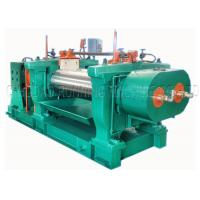 Buy cheap 5.5kw Rubber Mixing Mill Machine With Chilled Alloy Cast Iron Roller Material product
