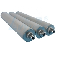 Buy cheap Titanium Bars Cylinder 10 20 30Inch 70mm SS Sintered Cartridge product
