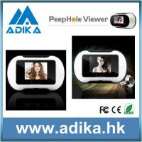 Buy cheap Digital Peephole Viewer of Taking Photo product