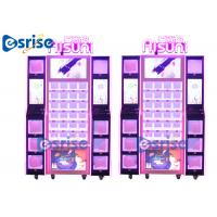Buy cheap Modern Appearance Makeup Vending Machine , Nail Polish Vending Machine Beautiful Frame product