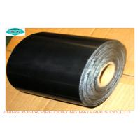 Buy cheap Yellow Color High Tack Polyethylene Anti Corrosion Tape For Carbon Pipes product