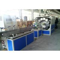 Buy cheap CE ISO9001 PVC Plastic Pipe Extrusion Line , PVC Garden Hose Making Line from wholesalers