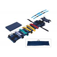 Buy cheap Nylon Fabric First Aid Product , hospital Pediatric Immobilization Stretcher product
